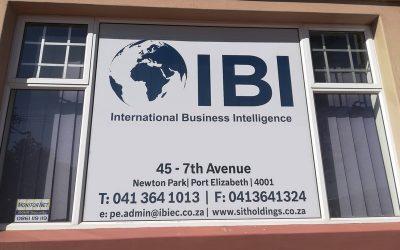 Port Elizabeth Branding